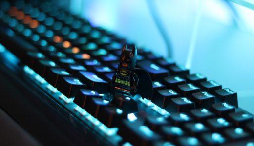 管理人が愛用しているパソコン周辺機器・ゲーミングデバイス